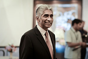 Ashok Amritraj - Ashok Amritraj at the launch function of his Auto-Biography: Advantage Hollywood in Chennai.
