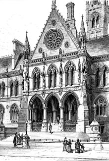 Manchester Assize Courts Wikipedia