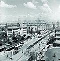 Atatürk Boulevard, General Directorate of Turkish Red Crescent (Kızılay Genel Müdürlüğü), Yenişehir Apartment Blocks, 1950s (16666318899).jpg
