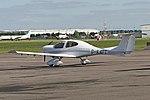 Atlantic Flight Training G-KAFT DA40 CVT (41692667662).jpg