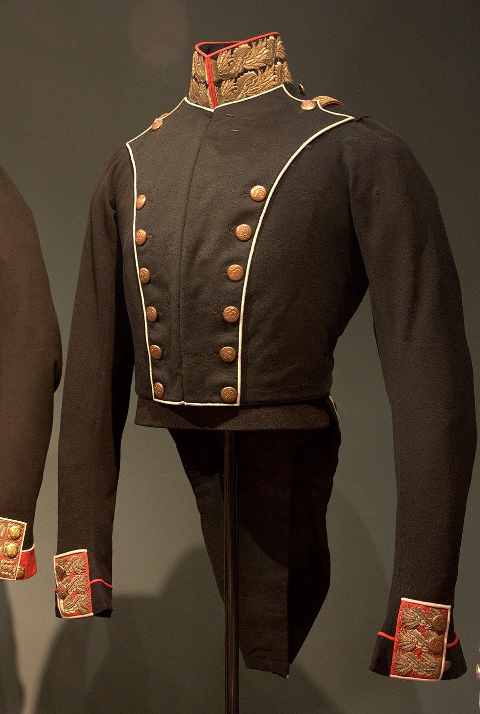 Au service des Tsars - uniforme ЭPT-11184 08