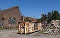 Auberchicourt - Démolition des Grands bureaux de la Compagnie des mines d'Aniche le 2 septembre 2013 (08).JPG