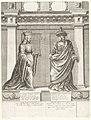 Austriacae gentis imaginum - Eleonora Helena van Portugal en Cymburgis van Mazovië, 1573.jpg