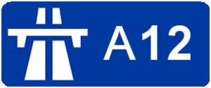 A13 autoroute