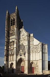 Cattedrale Di Saint Etienne Auxerre Wikipedia