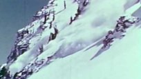 Файл:Avalanche on Mount Rainier.webm