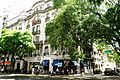 Avenida Santa Fe, Buenos Aires, near Plaza San Martin.jpg