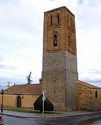 Avila - Iglesia de San Martin 1.JPG