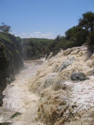 Awash River - Awash River in 2005