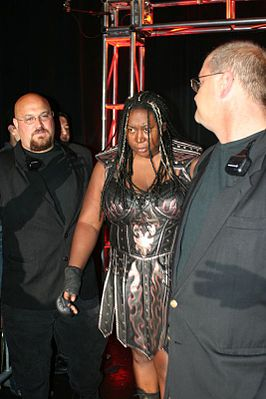 Als Awesome Kong in september 2008