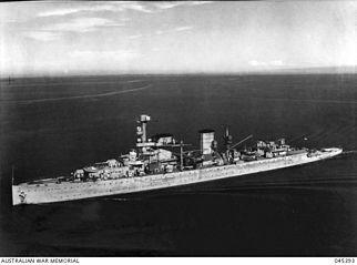 HNLMS Java, c.1940-42