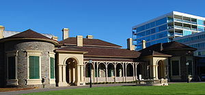 Ayers House (Adelaide) - Image: Ayers House North Terrace Adelaide