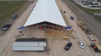 File:B-Roll of Temporary Soft Sided Facilities Donna Texas..webm