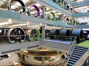 BBC Radio 5 Live Sports Extra - BBC Radio 5 Live Sports Extra's base in Quay House, MediaCityUK.