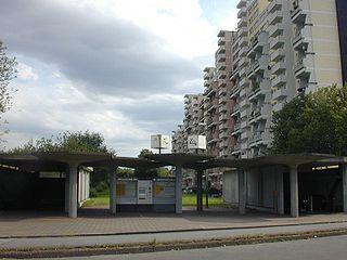 Dortmund-Dorstfeld Süd station railway station in Germany