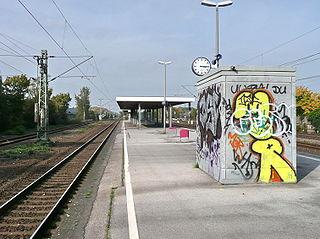 Duisburg-Buchholz station