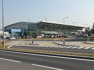 main international airport of Slovakia