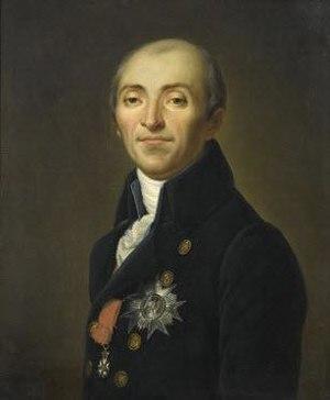 Lacépède, Bernard Germain Etienne de la Ville sur Illon, Comte de ((1756-1825))