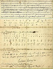 Babington letter, the - possibly forged - letter from Maria Stuart to Anthony Babington