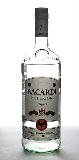 illustration de Bacardí