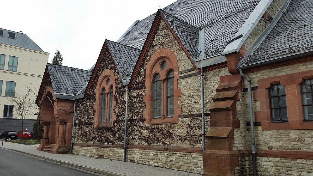 Bad Homburg Englische Kirche