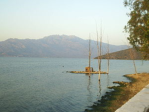 Myus - Bafa Lake near Myus
