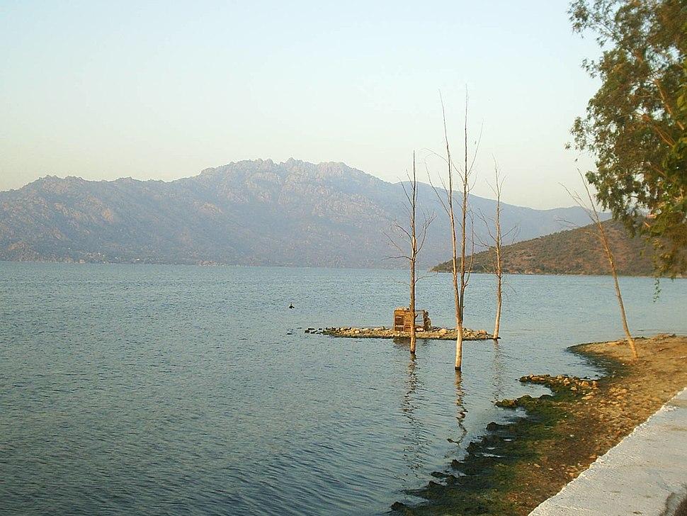 Bafa lake3