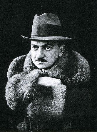 Baldassarre Negroni - Negroni in 1914