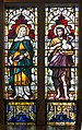 Ballina St. Muredach's Cathedral South Aisle Window 04 Saints Anne and John the Baptist 2013 09 14.jpg