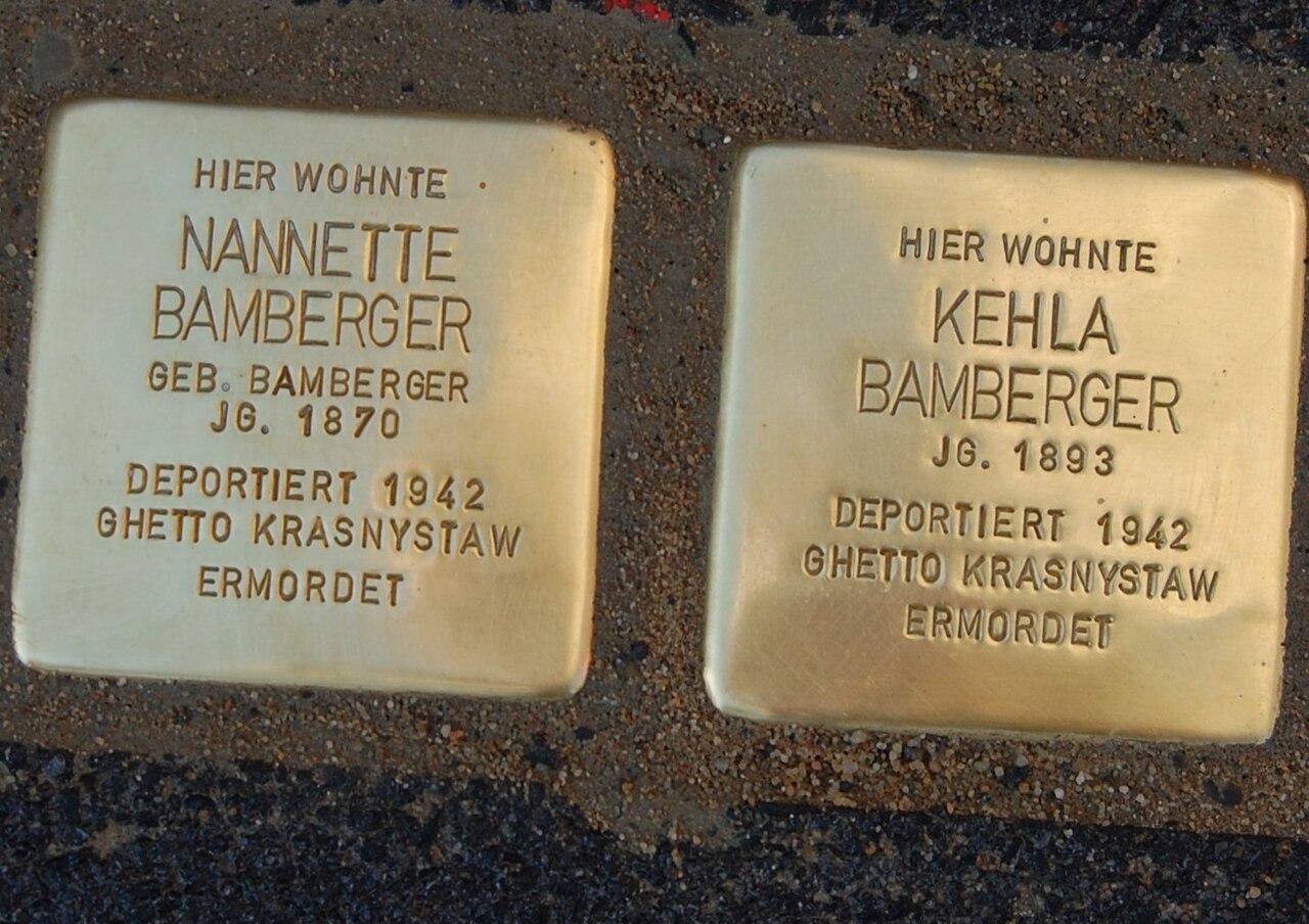 Bamberger Nannette und Kehla.JPG