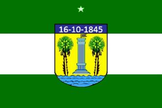 Assu, Rio Grande do Norte - Image: Bandeira de Assu (RN)