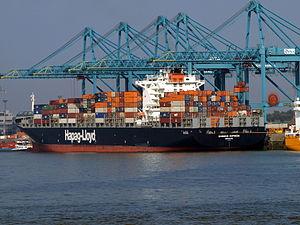 Bangkok Express IMO 9252553 at Antwerp.JPG