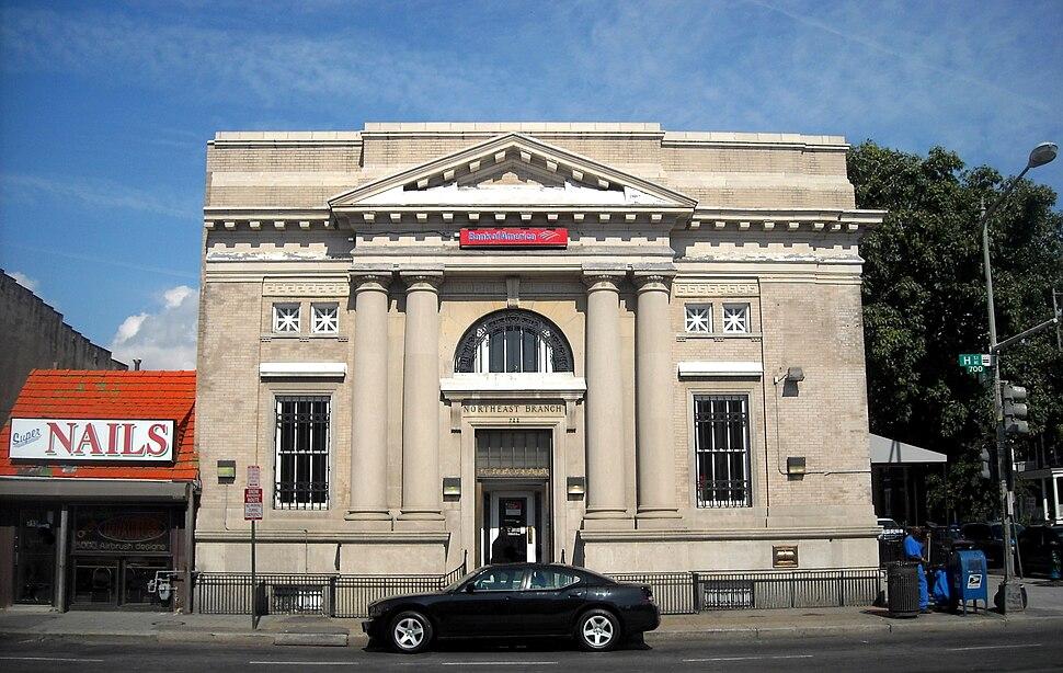 Bank of America - Near Northeast