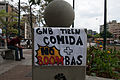 Banner at demonstrations and protests against Chavismo and Nicolas Maduro government 07.jpg