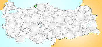 Bartın Turkey Provinces locator.jpg