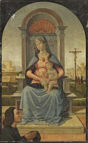 Bartolomeo di Giovanni (Umkreis) - Maria mit Kind - WAF 543 - Bavarian State Painting Collections.jpg