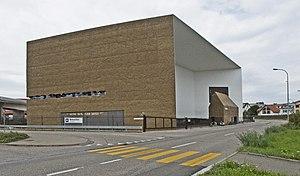 Schaulager - The Schaulager in Münchenstein/Basel