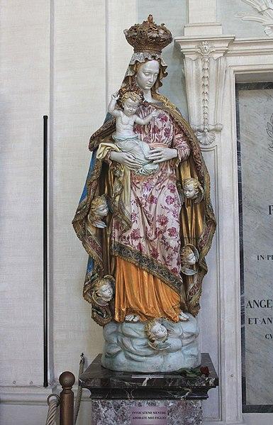 File:Basilica di Sant-Anastasia Rome 2011 4.jpg