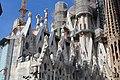 Basilique Sagrada Familia Barcelone. Vue sud-est 12.jpg