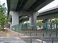 Basketball court of Wakamiya Odori Park 02.JPG