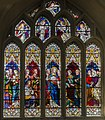 Bath Abbey, Stained glass window (21286131503).jpg