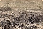 Battle of Nashville - death of Col Hill
