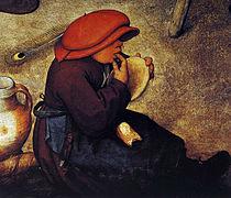 Pieter Bruegel The Elder S Peasant Wedding C 1566 69 Smarthistory