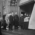 Begrafenis Oud-Minister Aalbesse, Bestanddeelnr 902-8334.jpg