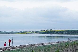 Mols - Image: Begtrup Vig kysttur