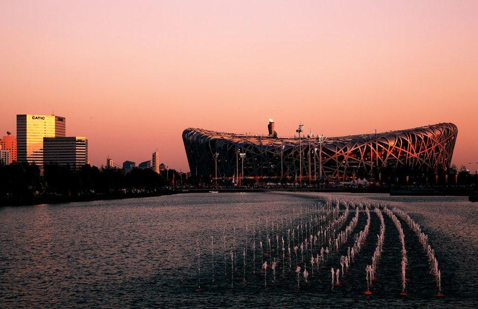 Beijing National Stadium 1