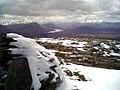 Beinn Enaiglair summit, looking SW - geograph.org.uk - 729096.jpg