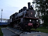 Belarus-Asipovichy-Steam Locomotive EM 726-23-1.jpg