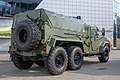 Belarusian Vitim 6x6 multi-purpose vehicle with automatic remote controlled weapon station - 3.jpg