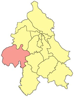 Obrenovac - Image: Belgrade Obrenovac